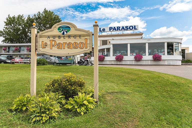 Photo de l'auberge Le Parasol à Chicoutimi au Saguenay